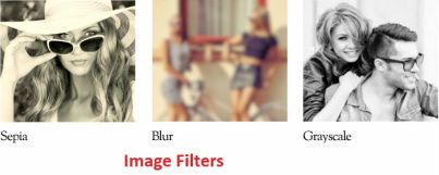 Image Filters Ultra Theme