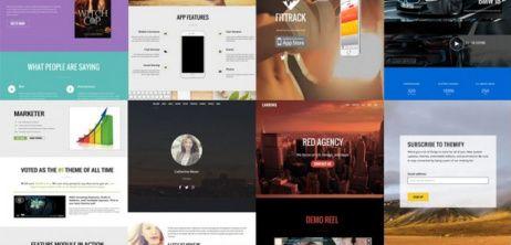 Layouts Ultra Flexible WordPress Theme