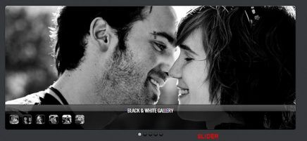 Slider PhotoTouch Responsive