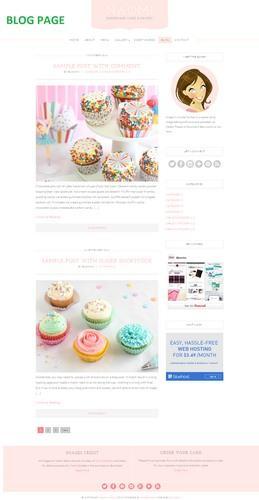 Blog Page - Naomi Bluchic