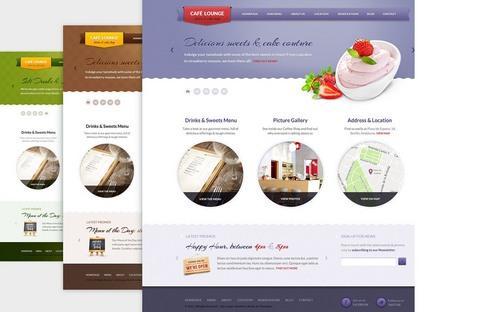 ThemeFuse Coffee Lounge : Bar WordPress Theme