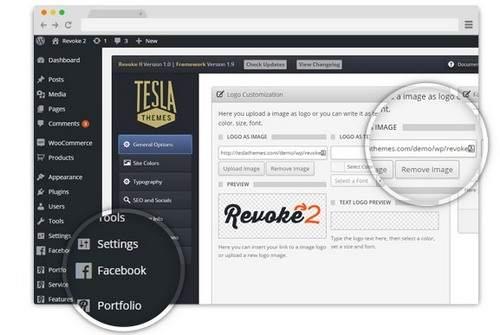 TeslaFramework - TeslaThemes Options Revoke2