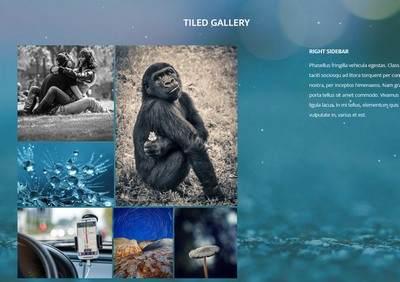 Tiled Gallery – Breeze