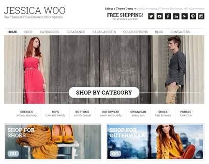 StudioPress Jessica Genesis Theme : Web Savvy Marketing