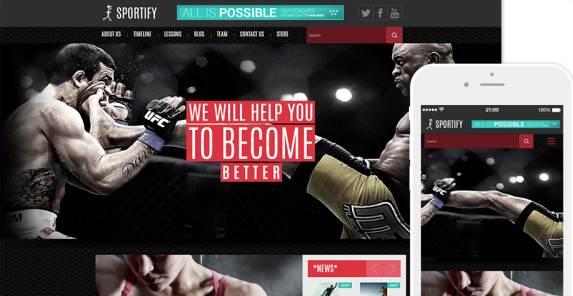 Sportify Theme Review - TeslaThemes | WORTH ?