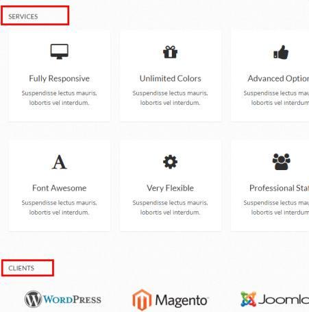 Alula WordPress Theme - Homepage Demo