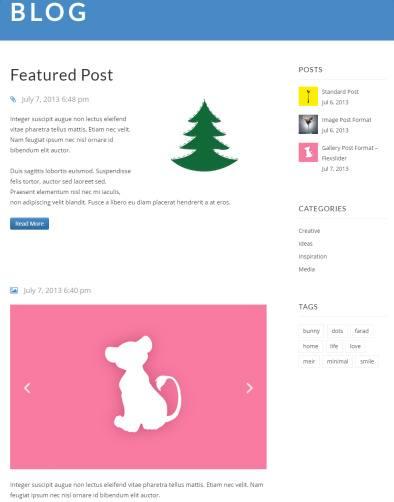 Blog - Farad