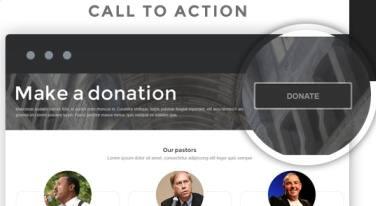 Call to action - Donation - Credo TeslaThemes