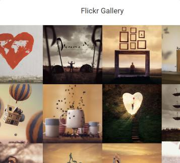 Flickr Gallery - Future DesignOrbital