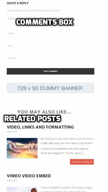 Related Posts - RichWP WordPress blog theme