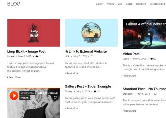 Blog - Workality Plus WordPress Theme