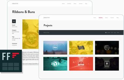 FreeFolio Plugin support - Creative