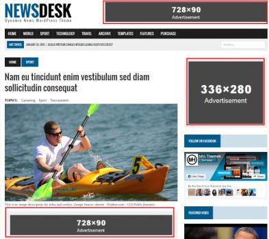 Ad Banners - MH Newsdesk