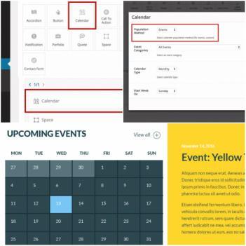 Events Calendar - Philanthropy