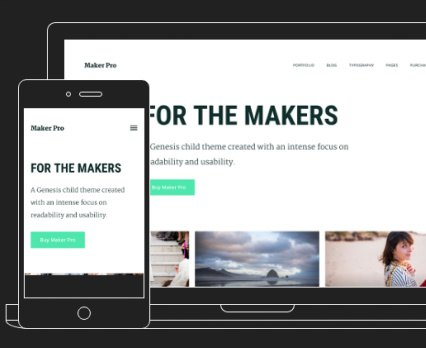 maker-pro-responsive-demo