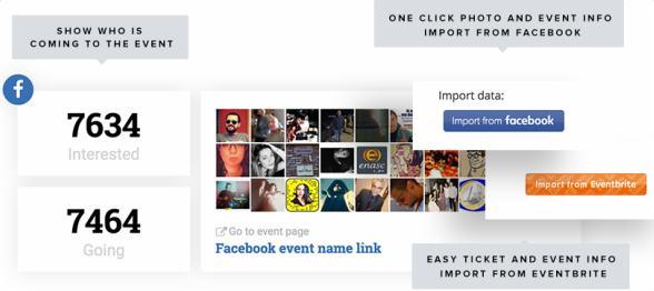 Facebook Eventbrite Suppor OpenEvent