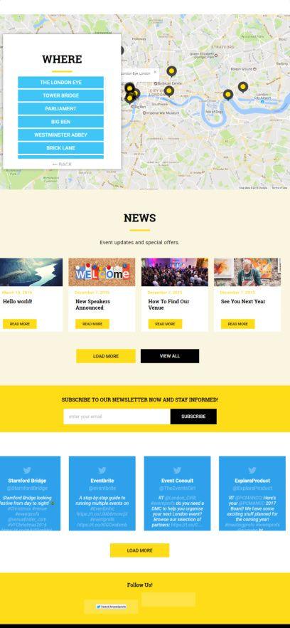 Maps News Twitter - Fudge ShowThemes