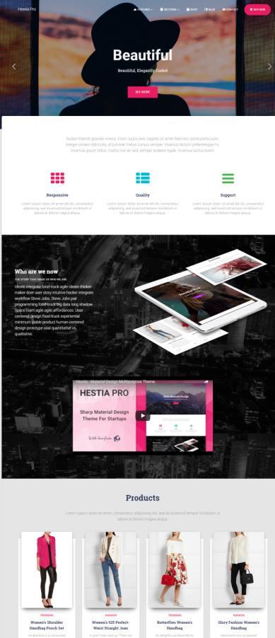 Bramble ThemeTrust : Multi-Purpose WordPress Theme