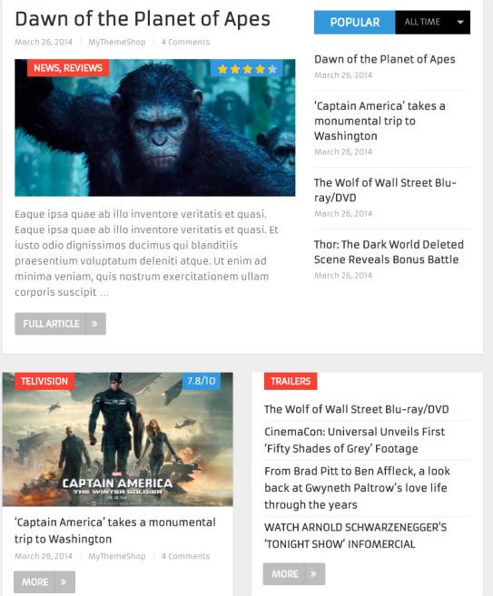News Online - Featured Content Homepage