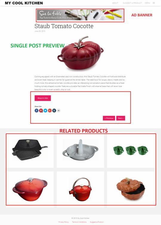 Single Post - Rich Affiliate WordPress Theme