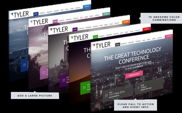 Tyler Design Styling Options