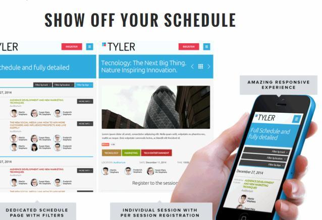 Tyler Schedule Options