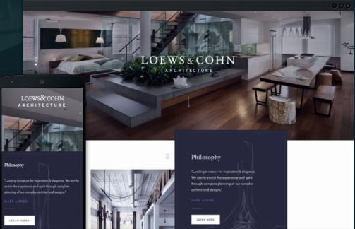 Architekt ThemeFuse Demo - Best WordPress Business Theme