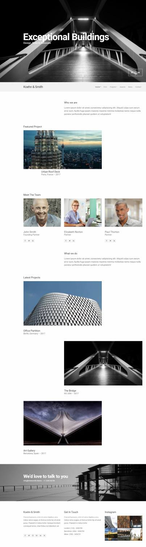 Koehn Business WordPress theme - CSSIgniter