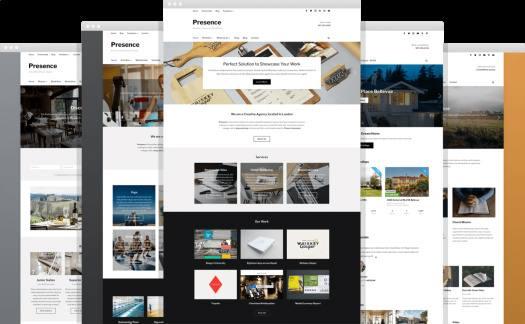 Presence WPZOOM : Multipurpose WordPress Theme