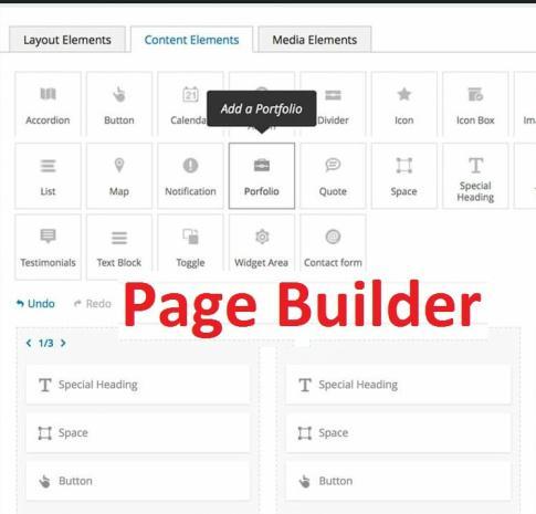 Visual Builder - ThemeFuse Architekt