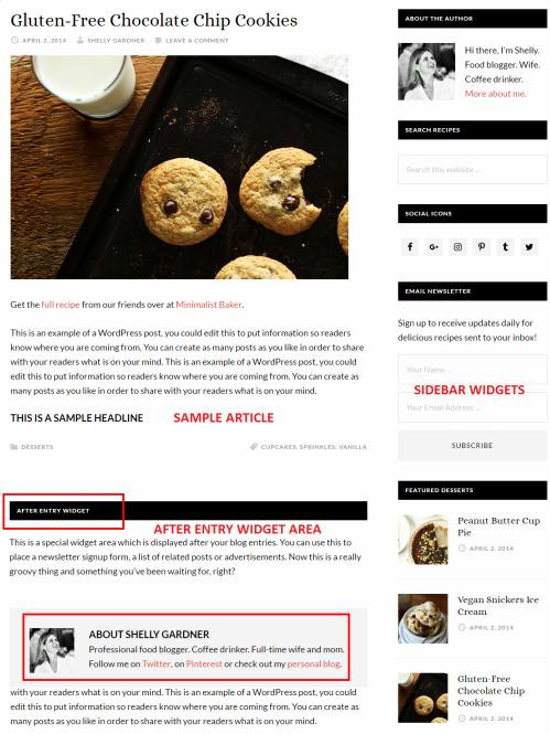 Sample Post Screenshot - Daily Dish Pro