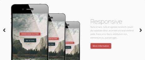 Slideshow for Homepage - Vertex