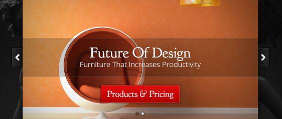 StyleShop Featured Slider - Homepage