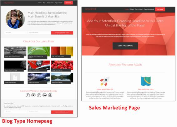 For Sale Used WordPress Themes