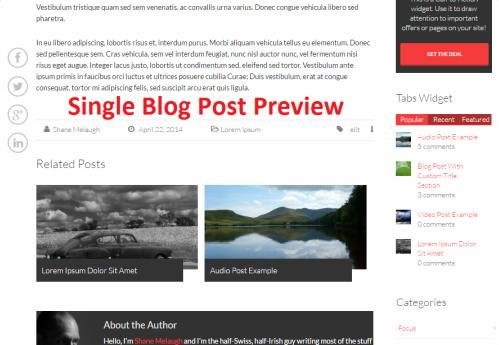 Blog Post Preview - Squared Thrive Themes