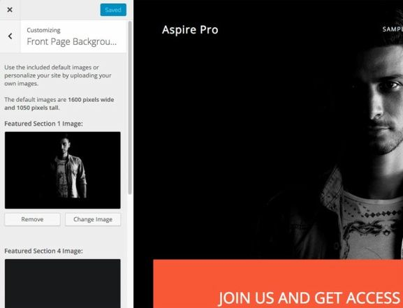 Aspire Background - Aspire Pro Theme