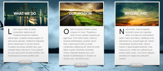 Homepage Blurbs - InStyle