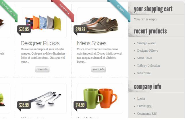 eStore Review - Elegant Themes eCommerce Theme | TRUTH