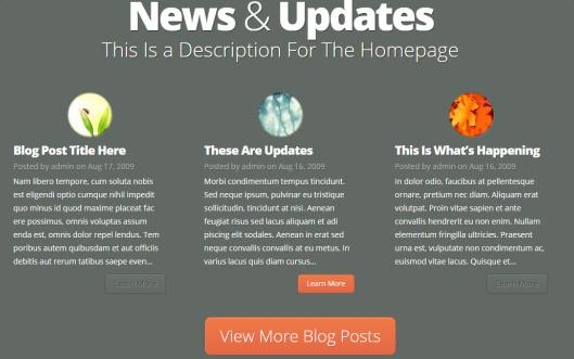 News Updates from Blog page - Nimble