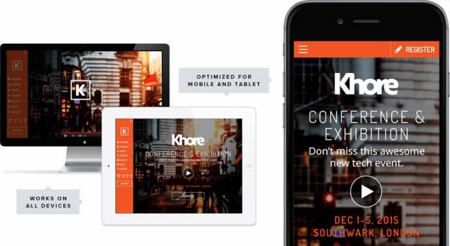 Khore Mobile Responsive Design - Showthemes