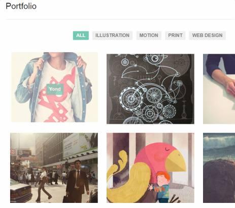 Portfolio Page - Hayden ThemeTrust