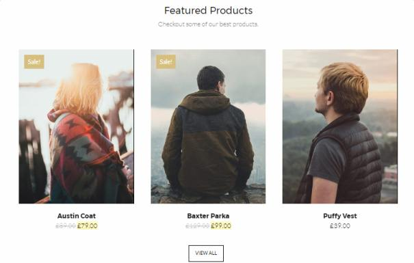Featured Products - Gear