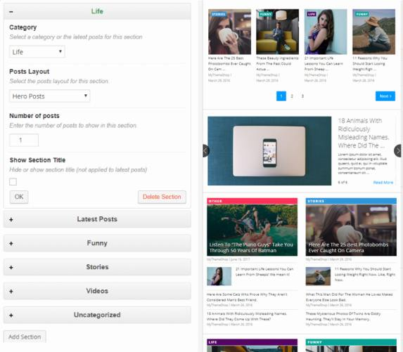 Homepage Featured Category Posts - NewsToday