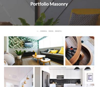 Portfolio Masonry Layout - Trade Theme Trust