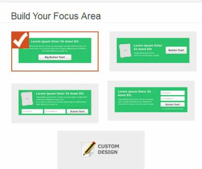 Focus Areas - Luxe Thrive Themes