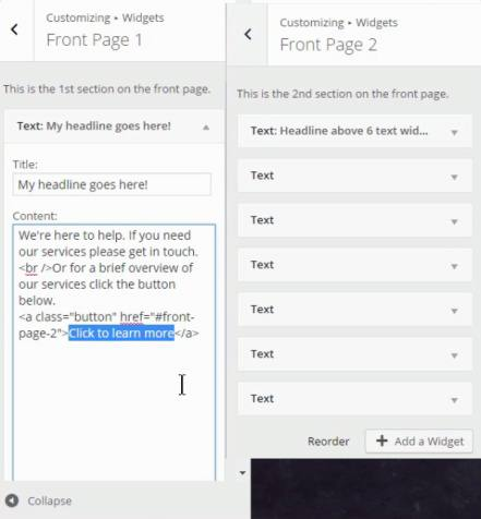 Homepage Widget - Atmosphere Pro Review