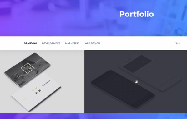 Portfolio Preview - Studio Pro StudioPress