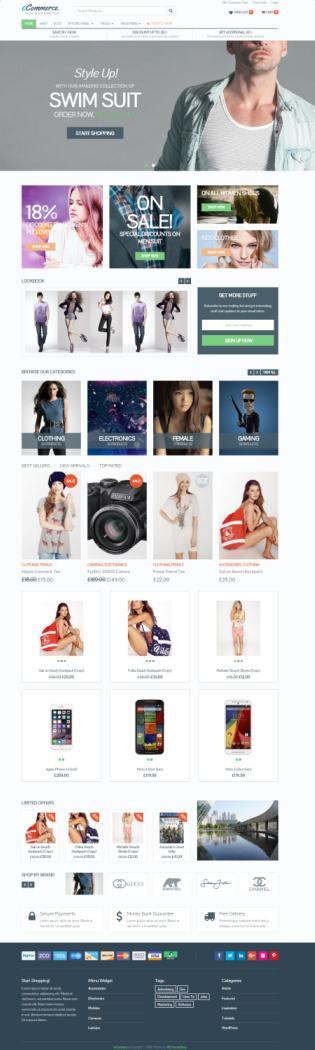 MyThemeShop eCommerce : Best Shopping Cart WordPress Theme