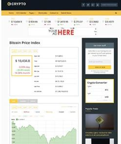 Dedicated Coin Page