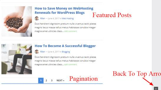 Frontpage Featured Posts - MySocial
